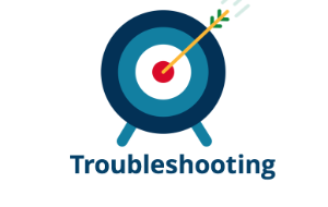 Link to troubleshooting.